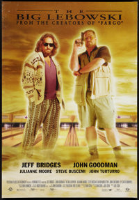 "The Big Lebowski (Gramercy, 1998). One Sheet (27"" X 40"") SS. Comedy"
