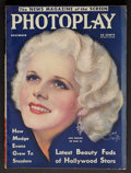 "Movie Posters:Miscellaneous, Photoplay (December, 1931). Magazine (130 Pages, 8.5"" X 11.5""). Miscellaneous.. ..."
