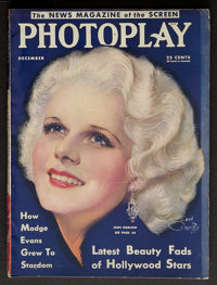 "Photoplay (December, 1931). Magazine (130 Pages, 8.5"" X 11.5""). Miscellaneous"