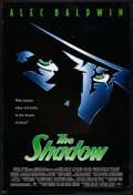 "Movie Posters:Adventure, The Shadow (Universal, 1994). One Sheet (27"" X 40"") DS. Adventure....."