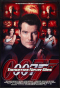 "Movie Posters:James Bond, Tomorrow Never Dies (United Artists, 1997). One Sheet (27"" X 40"")DS. James Bond.. ..."