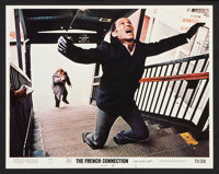 """The French Connection (20th Century Fox, 1971). Lobby Card Set of 8 (11"""" X 14""""). Action. ... (Total: 8 Items)"""