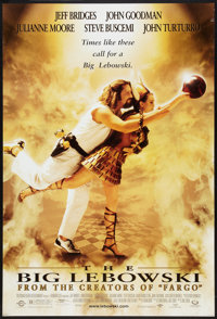 "The Big Lebowski (Gramercy, 1998). One Sheet (27"" X 40"") DS. Comedy"
