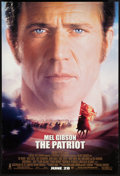 "Movie Posters:War, The Patriot (Sony, 2000). One Sheets (2) (27"" X 40"") DS Advances.War.. ... (Total: 2 Items)"