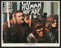 """Movie Posters:Science Fiction, Conquest of the Planet of the Apes (20th Century Fox, 1972). LobbyCard Set of 8 (11"""" X 14""""). Science Fiction.. ... (Total: 8 Items)"""