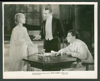"Bela Lugosi and Madge Bellamy in ""White Zombie"" (United Artists, 1932). Still (8"" X 10""). Horror..."