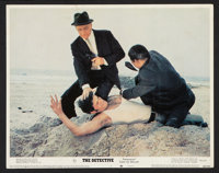 "The Detective (20th Century Fox, 1968). Lobby Card Set of 8 (11"" X 14""). Crime. ... (Total: 8 Items)"