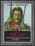 """Movie Posters:Western, The Outlaw Josey Wales (Warner Brothers, 1976). French Affiche (23"""" X 30""""). Western.. ..."""
