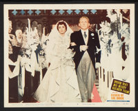 "Father of the Bride (MGM, 1950). Lobby Cards (6) (11"" X 14""). Comedy. ... (Total: 6 Items)"