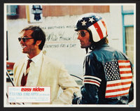 """Easy Rider (Columbia, 1969). Lobby Cards (7) (11"""" X 14""""). Drama. ... (Total: 7 Items)"""