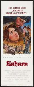 """Movie Posters:Adventure, Sahara Lot (MGM/UA, 1984). Inserts (3) (14"""" X 36"""") and Lobby CardSet (11"""" X 14""""). Adventure.. ... (Total: 11 Items)"""