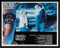"""Death Valley (Universal, 1982). Lobby Card Set of 8 (11"""" X 14""""). Thriller. ... (Total: 8 Items)"""