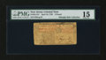 Colonial Notes:New Jersey, New Jersey April 10, 1759 £3 PMG Choice Fine 15....