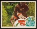 "Movie Posters:Adventure, Forbidden Jungle (Eagle Lion, 1950). Lobby Cards (4) (11"" X 14"").Adventure.. ... (Total: 4 Items)"