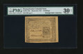 Colonial Notes:Pennsylvania, Pennsylvania March 20, 1773 6s PMG Very Fine 30 Net....