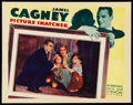 "Movie Posters:Crime, Picture Snatcher (Warner Brothers, 1933). Lobby Card (11"" X 14"").Crime.. ..."