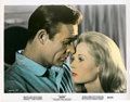 """Movie Posters:Hitchcock, Sean Connery and Tippi Hedren in """"Marnie"""" (Universal, 1964). Color-Glos Stills (3) (8"""" X 10"""").. ... (Total: 3 Items)"""