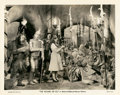 """Movie Posters:Fantasy, Judy Garland and The Cast from """"The Wizard of Oz"""" (MGM, 1939). Still (8"""" X 10"""").. ..."""