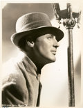 """Movie Posters:Miscellaneous, Cary Grant (Columbia, 1930s). Portrait Keybook Still (8"""" X 10"""")....."""