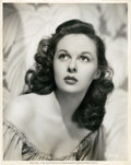 """Movie Posters:Drama, Susan Hayward in """"Smash-Up: The Story of a Woman"""" (Universal,1947). Still (11"""" X 14"""").. ..."""