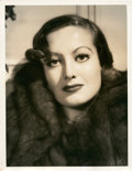 "Movie Posters:Drama, Joan Crawford by Clarence Sinclair Bull (MGM, 1930s). PortraitStill (10"" X 13"").. ..."