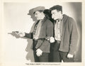 "Movie Posters:Crime, James Cagney and Edward Woods in ""The Public Enemy"" (WarnerBrothers, 1931). Still (8"" X 10"").. ..."