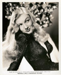 "Movie Posters:Film Noir, Veronica Lake by A. L. Whitey Schafer (Paramount, 1942). KeybookStill (8"" X 10"").. ..."