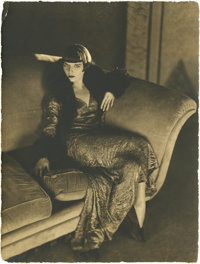 "Louise Brooks in ""Prix de Beauté"" by James Abbe (Sofar Film, 1930). Portrait Still (7"" X 9.5""..."