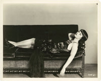"""Louise Brooks in """"The Canary Murder Case"""" by Eugene Robert Richee(Paramount, 1929). Portrait Photo (8"""" X..."""