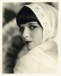 "Movie Posters:Comedy, Louise Brooks in ""Now We're in the Air"" by Eugene Robert Richee(Paramount, 1927). Portrait Still (8"" X 10"").. ..."
