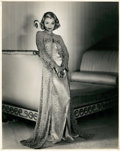 """Movie Posters:Miscellaneous, Constance Bennett by George Hurrell (MGM, 1935). Portrait (11"""" X 14"""").. ..."""