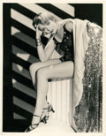 "Movie Posters, Ida Lupino by Eugene Robert Richee (Paramount, 1934). PortraitStill (10"" X 13"").. ..."