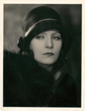 "Movie Posters:Drama, Greta Garbo by Ruth Harriet Louise (MGM, Late 1920s). Portrait Still (10"" X 13"").. ..."