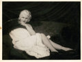 """Movie Posters:Miscellaneous, Jean Harlow by Pach Brothers Studio (MGM, 1930s). Portrait Still (10.5"""" X 14"""").. ..."""