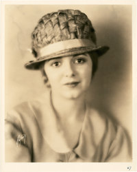 "Janet Gaynor in ""Sunrise"" by Max Munn Autrey (Fox, 1927). Portrait Still (8"" X 10"")"