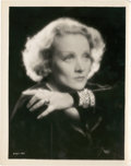 "Movie Posters:Drama, Marlene Dietrich in ""Blonde Venus"" (Paramount, 1932). PortraitStill (8"" X 10"").. ..."