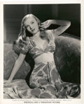 "Movie Posters:Film Noir, Veronica Lake (Paramount, 1941). Portrait Still (8"" X 10"").. ..."