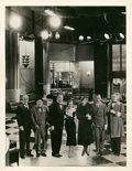"Movie Posters:Drama, Greta Garbo and The Cast of ""Grand Hotel"" (MGM, 1932). Still (10"" X13"").. ..."