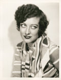 """Movie Posters:Drama, Joan Crawford by Ruth Harriet Louise (MGM, Late 1920s). PortraitStill (10"""" X 13"""").. ..."""