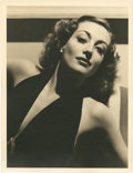 "Movie Posters:Drama, Joan Crawford by George Hurrell (MGM, 1930s). Portrait (10"" X13"").. ..."
