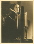 """Movie Posters:Drama, Greta Garbo in """"Queen Christina"""" by Clarence Sinclair Bull (MGM,1933). Portrait (10"""" X 13"""").. ..."""