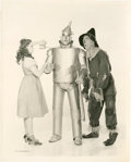 """Movie Posters:Fantasy, Judy Garland in """"The Wizard of Oz"""" (MGM, 1939). Stills (2) (8"""" X 10"""").. ... (Total: 2 Items)"""