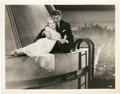"""Movie Posters:Horror, Fay Wray and Bruce Cabot in """"King Kong"""" (RKO, 1933). Still (8"""" X 10"""").. ..."""