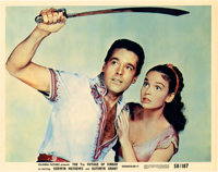 """The 7th Voyage of Sinbad (Columbia, 1958). Color Still Set of 12 (8"""" X 10""""). ... (Total: 12 Items)"""