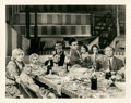 """Movie Posters:Horror, Olga Baclanova, and Harry and Daisy Earles in """"Freaks"""" (MGM, 1932). Stills (4) (8"""" X 10"""").. ... (Total: 4 Items)"""