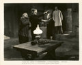 "Movie Posters:Horror, Bela Lugosi and Lon Chaney, Jr. in ""The Ghost of Frankenstein"" (Universal, 1942). Stills (3) (8"" X 10"").. ... (Total: 3 Items)"