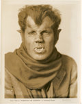"""Movie Posters:Horror, Henry Hull in """"Werewolf of London"""" (Universal, 1935). Stills (3) (8"""" X 10"""").. ... (Total: 3 Items)"""