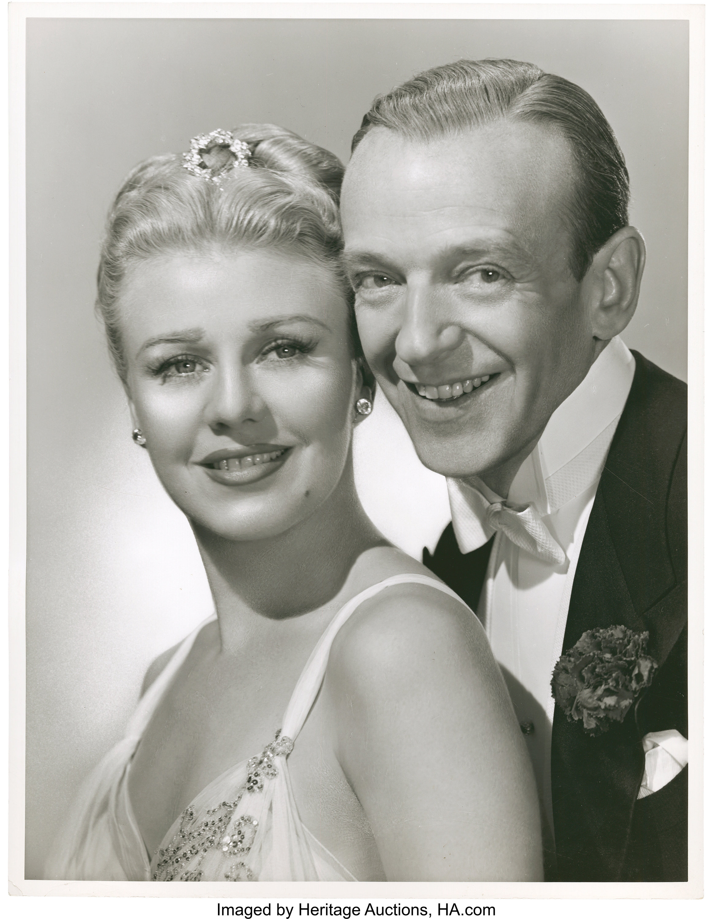 Fred Astaire And Ginger Rogers In The Barkleys Of Broadway Lot Lot 85951 Heritage Auctions