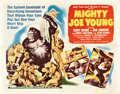 "Movie Posters:Adventure, Mighty Joe Young (RKO, 1949). Half Sheet (22"" X 28"") Style B.. ..."