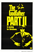 "Movie Posters:Crime, The Godfather Part II (Paramount, 1974). Advance One Sheet (27"" X41"").. ..."